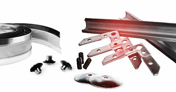 Urządzenia i elementy pomocnicze